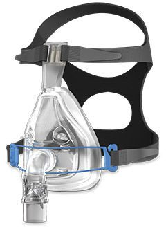 Artificial ventilation mask / facial / disposable FreeMotion™ RT043 Fisher & Paykel Healthcare
