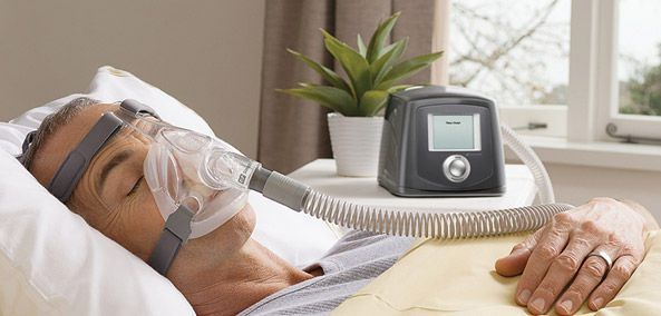 Artificial ventilation mask / nasal / facial F&P Simplus™ Fisher & Paykel Healthcare