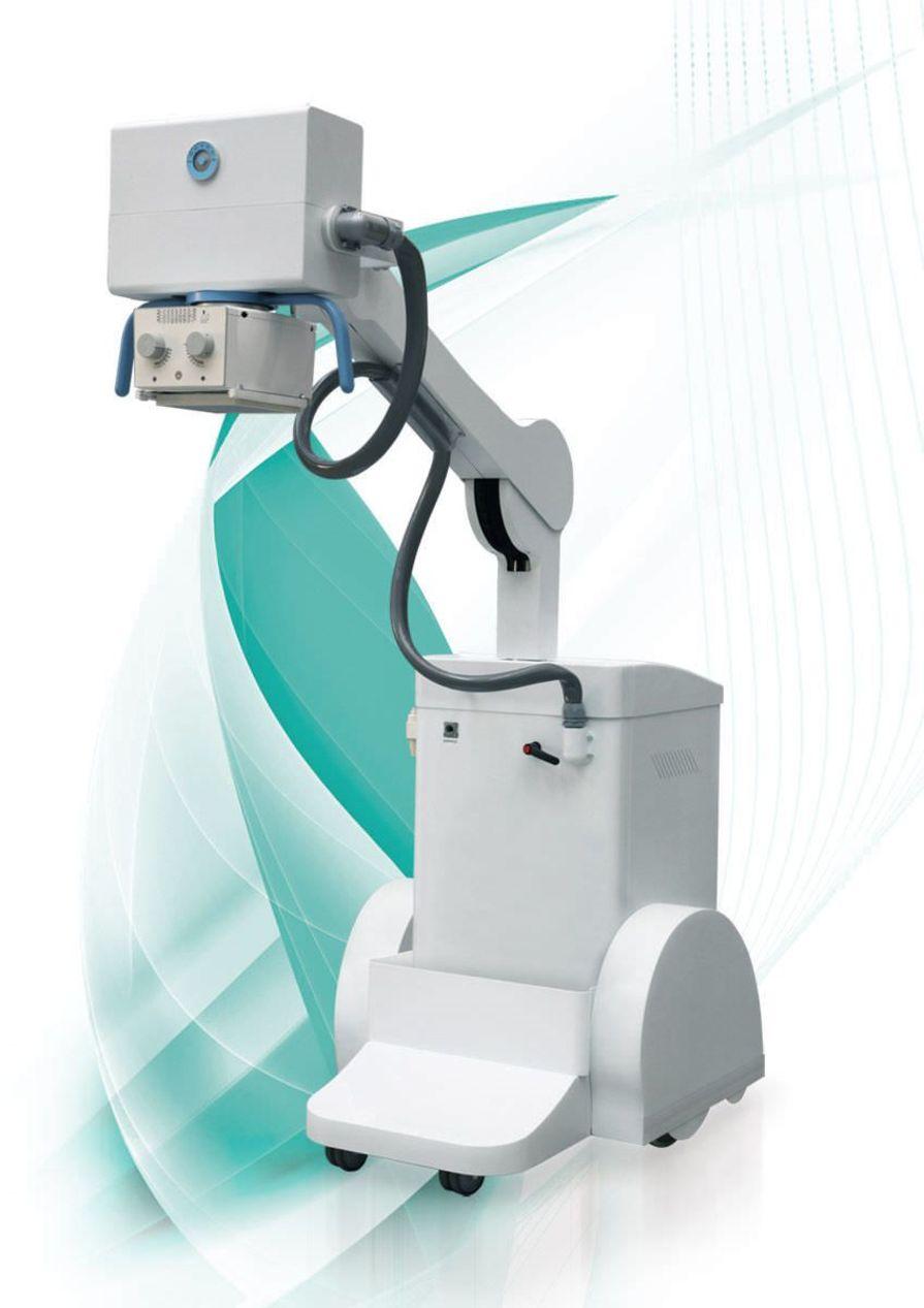 Analog mobile radiographic unit MATRIX IBIS