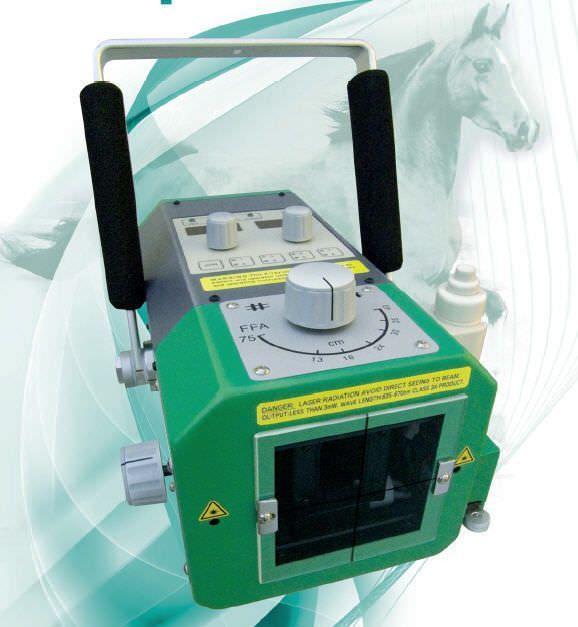 Veterinary radiography HF X-ray generator / portable HF VET IBIS