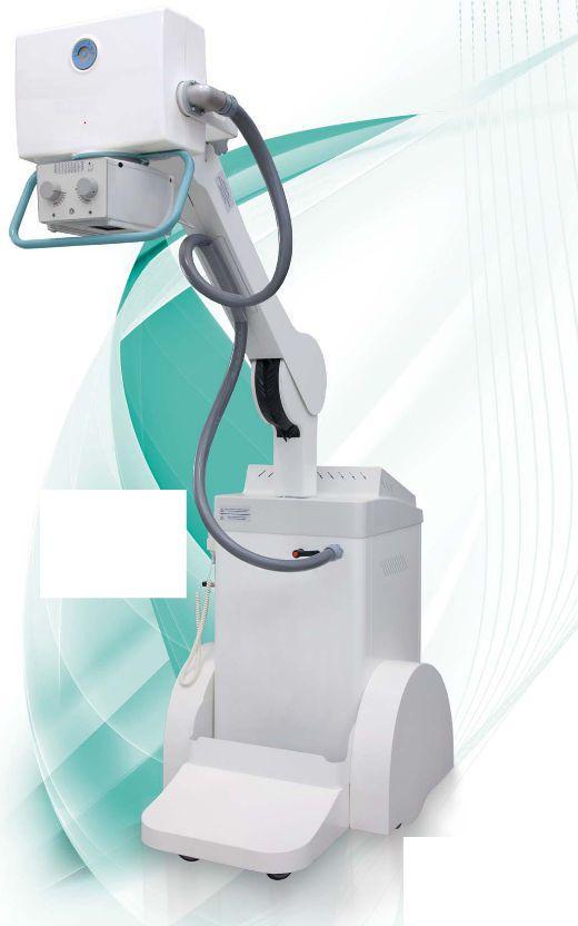 Analog mobile radiographic unit / human MATRIX EVO HYBRID IBIS