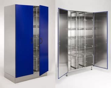 Medical cabinet / storage / for healthcare facilities / fixed AS 500 Hysis Medical