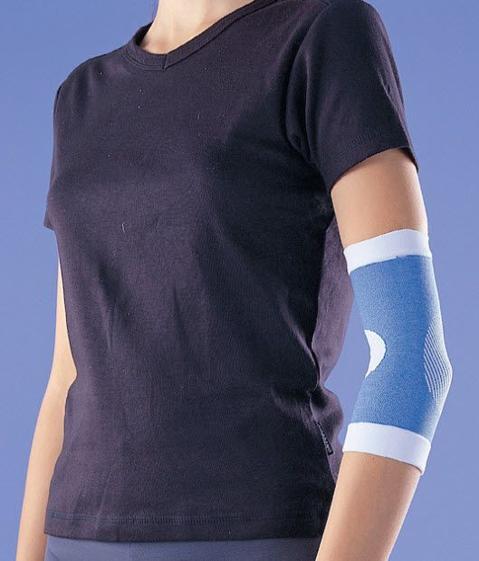 Elbow sleeve (orthopedic immobilization) HEL0160 Huntex Corporation
