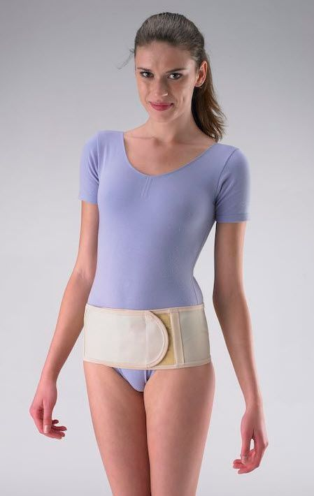 Sacral support belt / lumbar / lumbosacral (LSO) MWAT810 Huntex Corporation