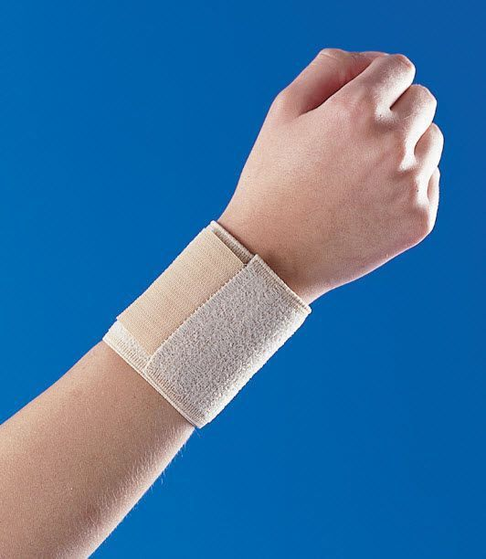 Wrist strap (orthopedic immobilization) HWRE120 Huntex Corporation