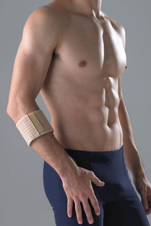 Epicondylitis strap (orthopedic immobilization) SELE410 Huntex Corporation