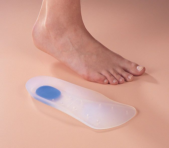 3-4 length orthopedic insole HFOS200 Huntex Corporation