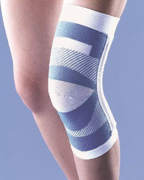 Knee sleeve (orthopedic immobilization) / with flexible stays SKN0162 Huntex Corporation