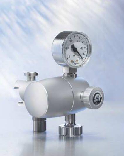 Air pressure regulator 660-0216 HEYER Medical