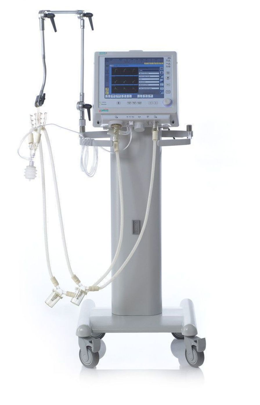 Resuscitation ventilator / with touch screen / infant / pediatric iTernIS NEO HEYER Medical