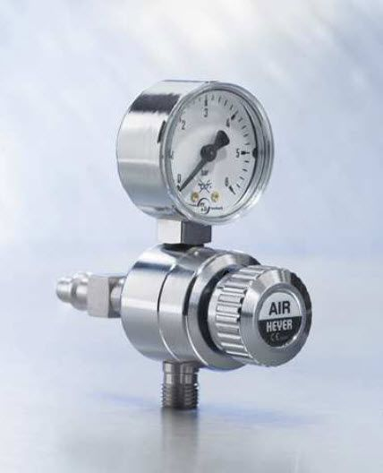 Air pressure regulator 555-2810, 555-2815 HEYER Medical