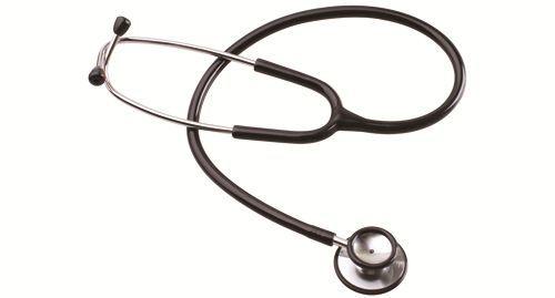 Dual-head stethoscope / pediatric / aluminium HS-30M Honsun