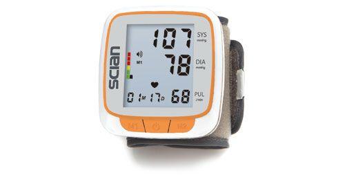 Automatic blood pressure monitor / electronic / wrist LD-737 Honsun