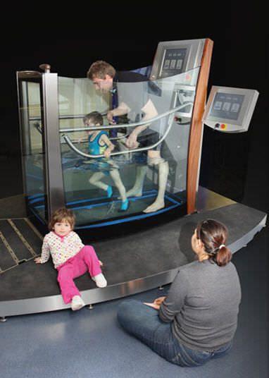 Hydrotherapy treadmill LIFESTYLE Hydro Physio