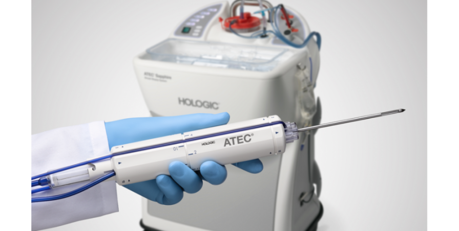 ATEC® Breast Biopsy System for Ultrasound