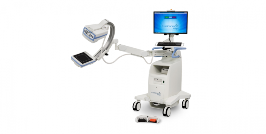 Fluoroscan® InSight™ Mini C-arm Extremities Imaging System