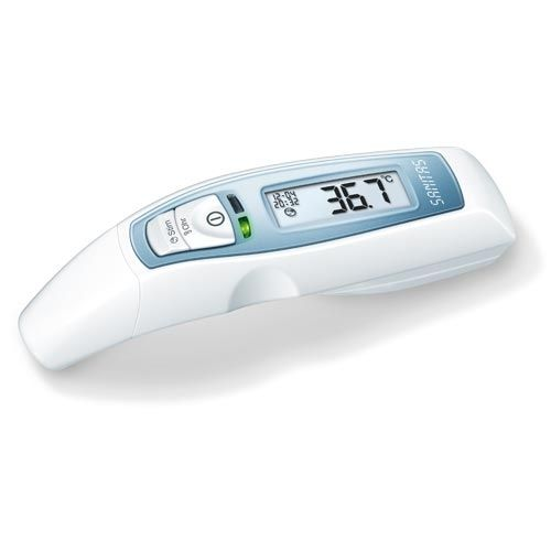 Medical thermometer / electronic / multifunction SANITAS SFT 65 Hans Dinslage