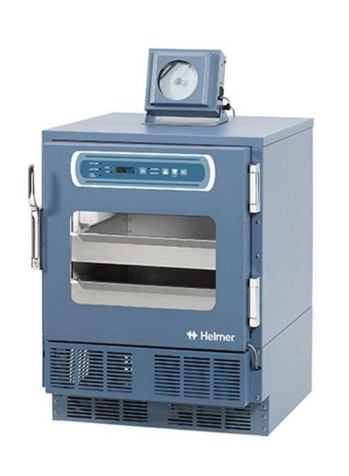 Undercounter blood bank refrigerator HB104-ADA Helmer