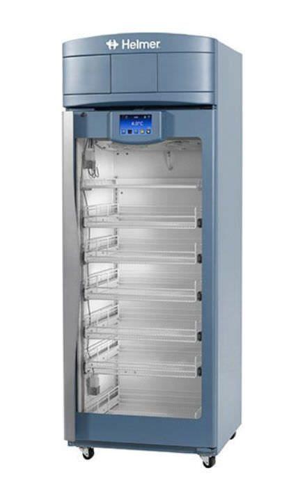 Laboratory refrigerator / cabinet / 1-door iLR125 Helmer