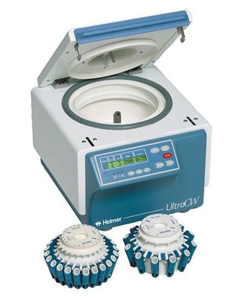 Laboratory centrifuge / cell-washing / bench-top / automatic UltraCW® Helmer
