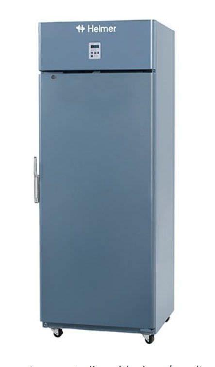 Laboratory freezer / cabinet / 1-door HLF125 Helmer
