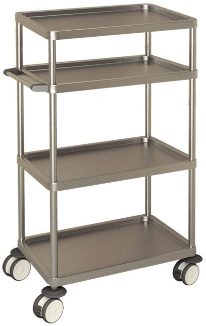 Multi-function trolley / 4-tray H-704 Hidemar