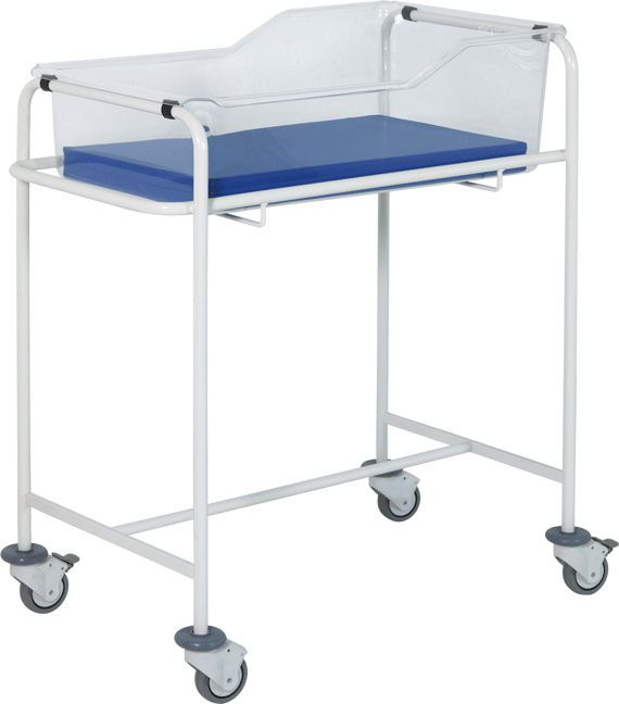 Transparent hospital baby bassinet H-12 Hidemar