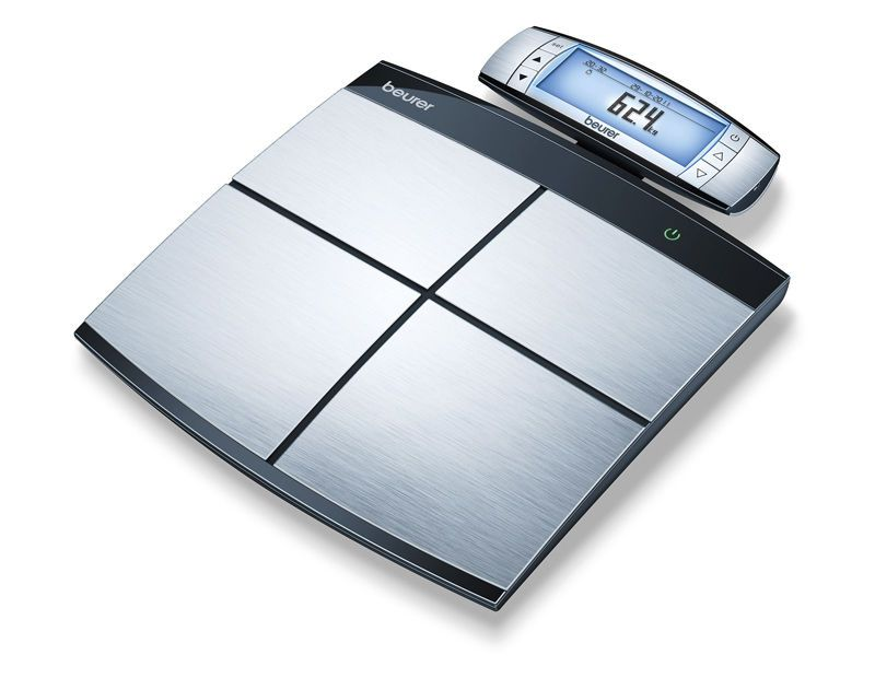 Bio-impedancemetry body composition analyzer / with mobile display / with BMI calculation 150 kg | BF 100 Beurer