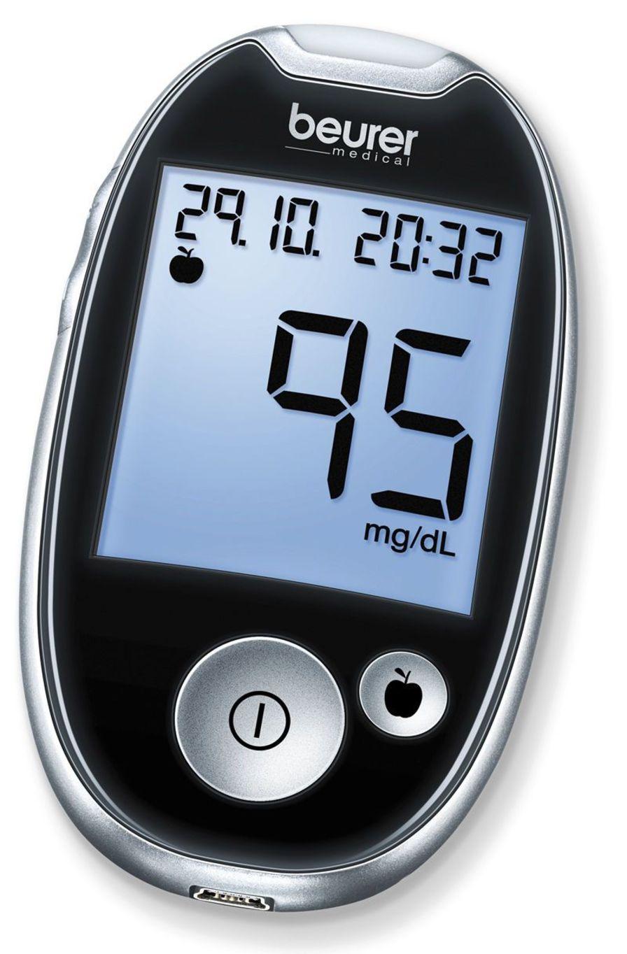 Blood glucose meter GL 44 Beurer