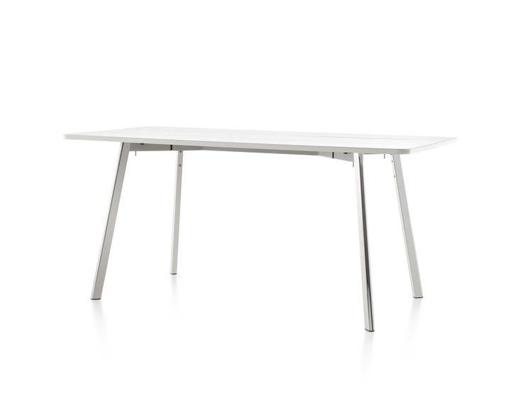 Rectangular table Déjà-vu series Herman Miller