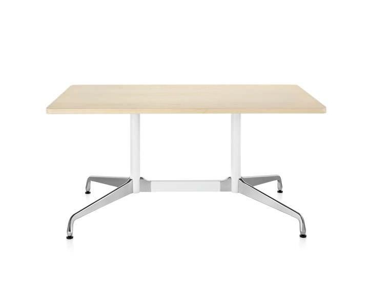 Rectangular table Eames series Herman Miller