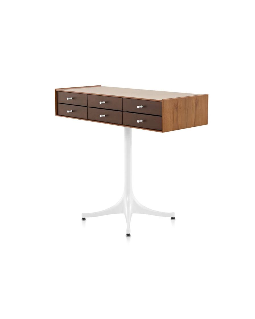 Healthcare facility chest of drawers Nelson Miniature Herman Miller