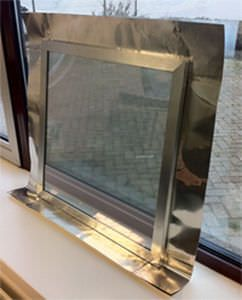 MRI window / viewing / RF-shielded Holland Shielding Systems B.V.