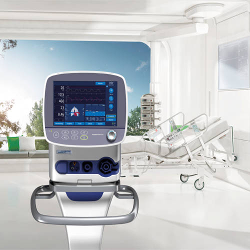 HAMILTON-C3 Ventilator: The compact high-end ventilation solution