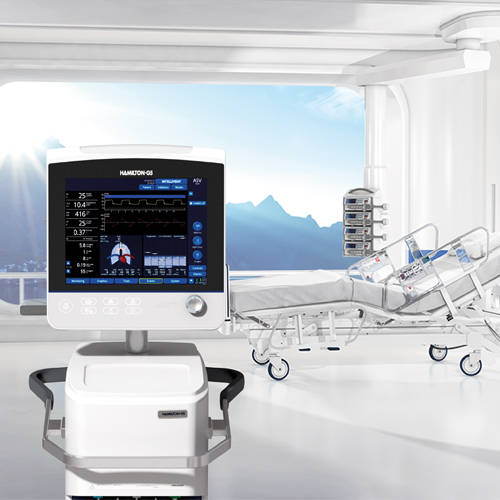 HAMILTON-G5 Ventilator: The modular high-end ventilation solution