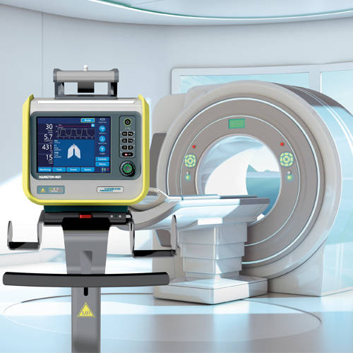 HAMILTON-MR1 Ventilator: Intelligent Ventilation from ICU to MRI