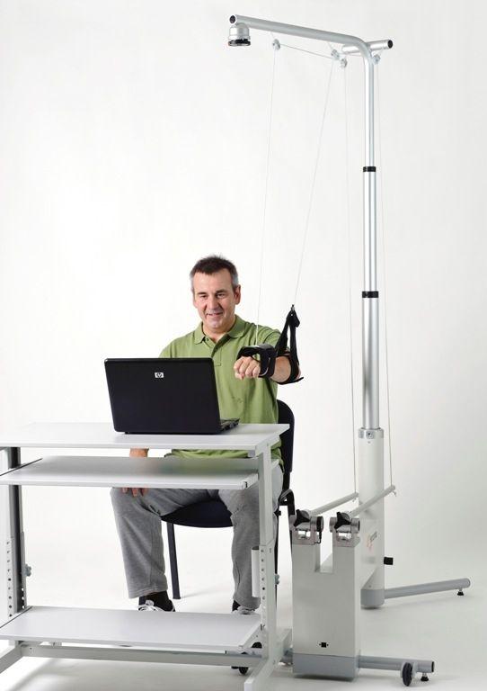 Arm rehabilitation system / hand / computer-based ARMEO® BOOM Hocoma