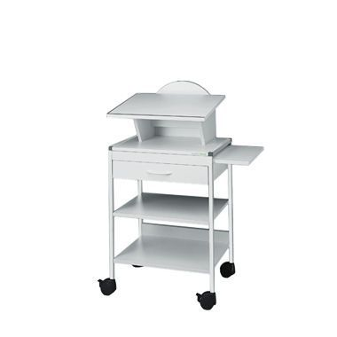 Multi-function trolley / with drawer / 1-tray 08/16® HAEBERLE