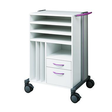 Multi-function trolley / with drawer / with door Hospicar®, swingo-visit HAEBERLE
