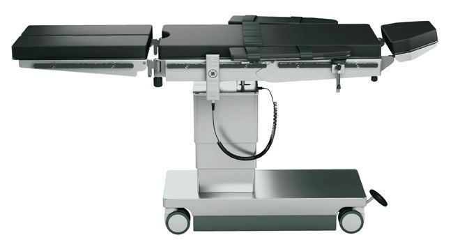Universal operating table / electrical / on casters / X-ray transparent HFease-400 Heal Force