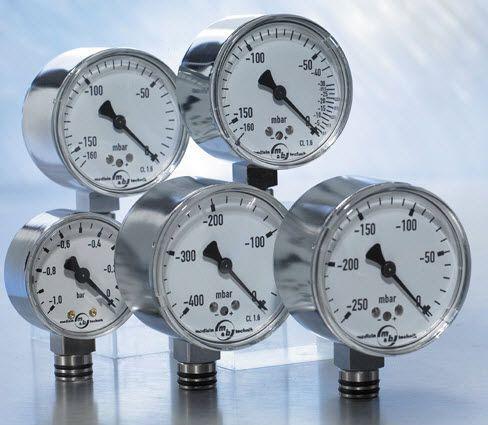Vacuum regulator / plug-in type 028-2865, 028-2869 Heyer Aerotech