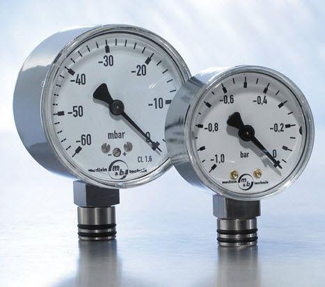 Vacuum regulator / plug-in type 028-2871 Heyer Aerotech