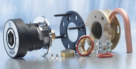 Medical outlet / gas 743-xxxx series Heyer Aerotech