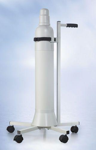 Oxygen cylinder trolley / 1-cylinder 10 L Heyer Aerotech