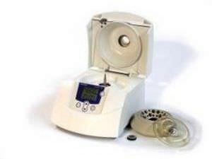 Laboratory microcentrifuge / bench-top 14800 rpm | MicroCen® 16 Herolab