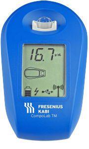 Portable hemoglobin analyzer CompoLab TM Fresenius Kabi