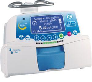 Volumetric infusion pump / 1 channel 1 - 1500 ml/h | Volumat MC Agilia Fresenius Kabi