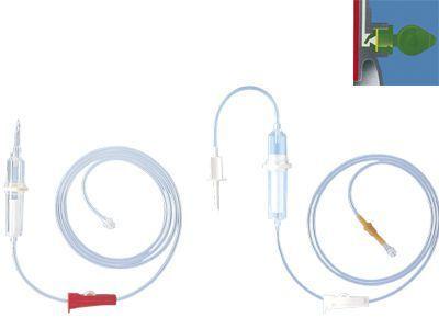 Transfusion set blood Sangodrop® Fresenius Kabi