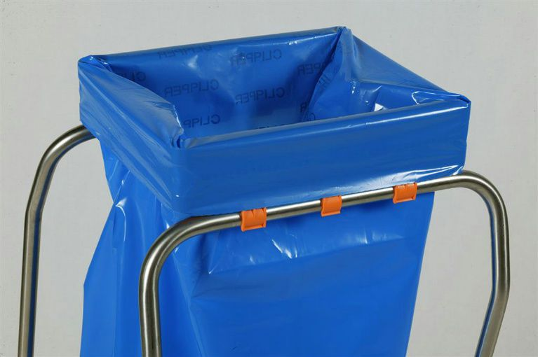 Waste trolley / 1-bag 70 - 120 L   WASTY 70 LT Francehopital