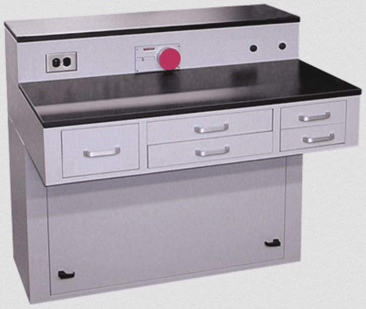 Dental laboratory workstation / 1-station 215SP Handler MFG. Co., Inc.- Red Wing Int'l